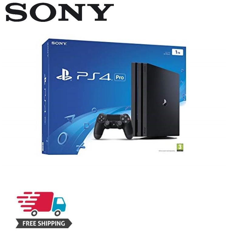Sony PS4 Playstation Pro 1TB (Sony Malaysia Warranty)