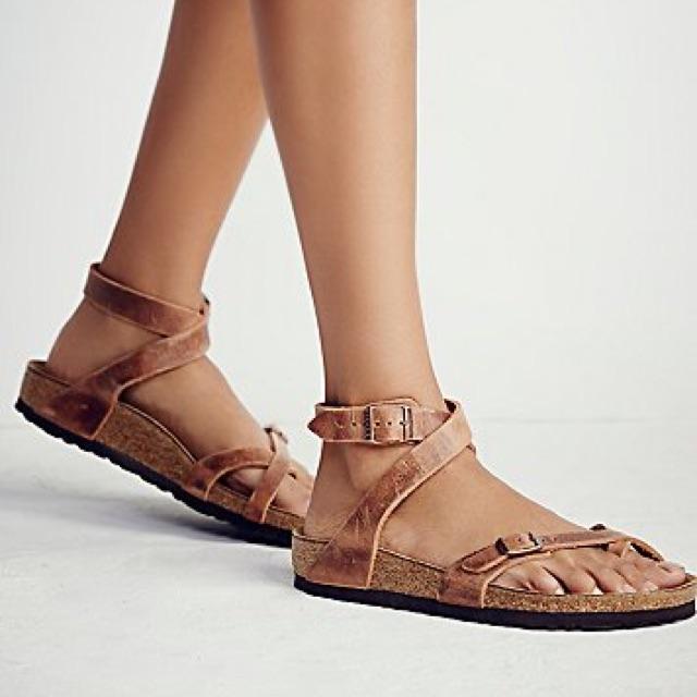 Brown Dress Shoes Straps