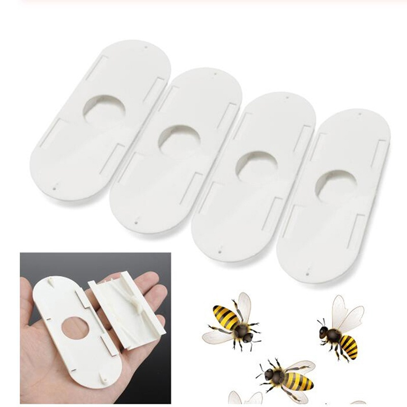 Bee Clip Cage Stainless Steel Queen Beekeeping Tool Equipment Accessories