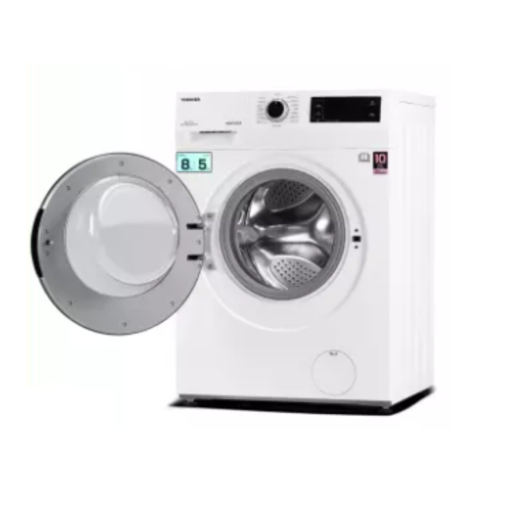 Toshiba (NEW 2020) Front Load 8kg Washer 5kg Dryer Real Inverter TWD-BK90S2M - Toshiba Warranty Malaysia