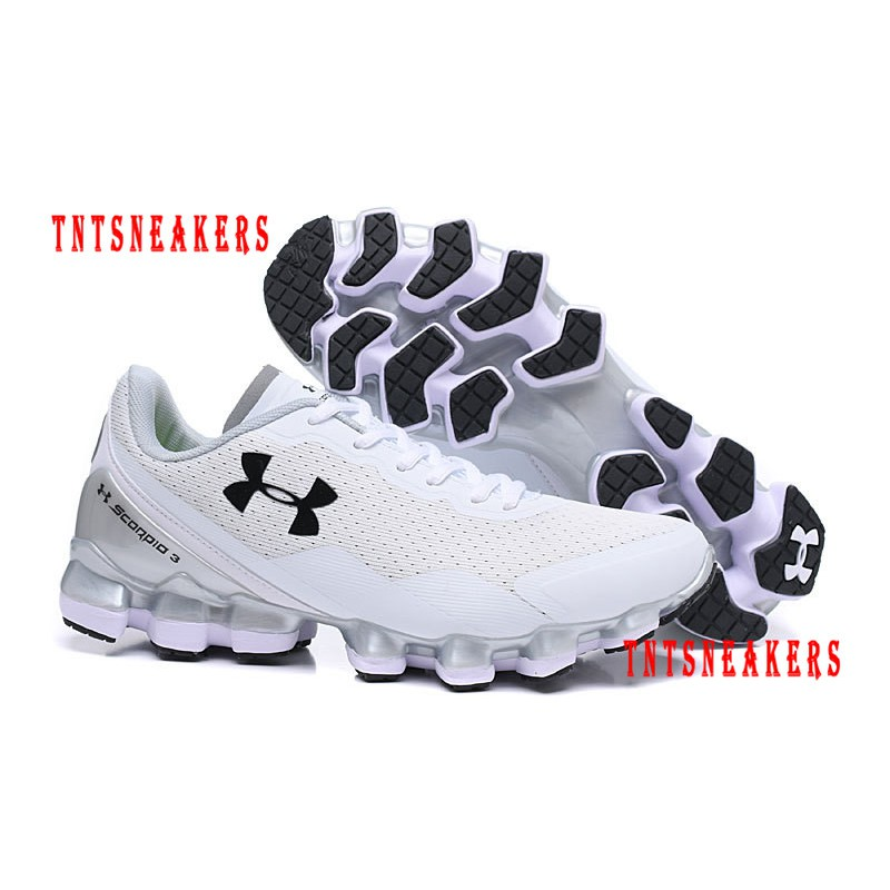 sports shoes 8fbbc 4af87 Original Under Armour Men's UA Scorpio 3 Running Shoes Sneakers