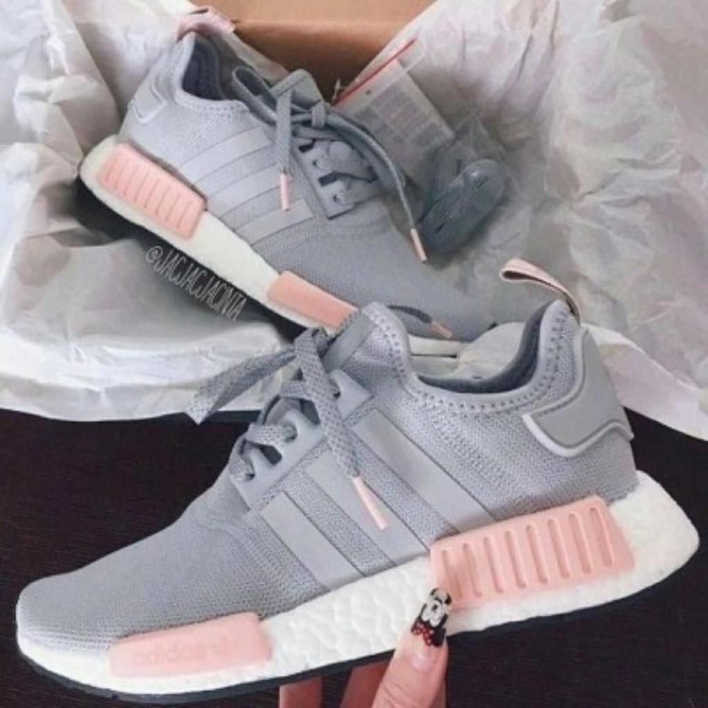 adidas nmd r1 womens grey