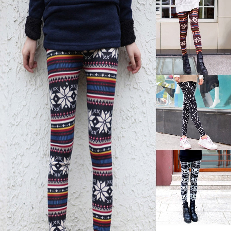 Women/'s Pants Leggings Trousers Fashion Winter Leggings Casual Stretch