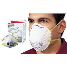 3m 8210 N95 Dust Safety Original Respirator Mask