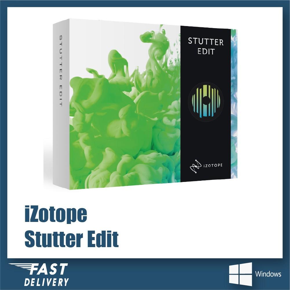 iZotope - Stutter Edit 1 [Win x86 x64]