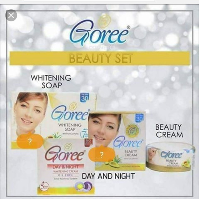 Goree Soap & Cream Set