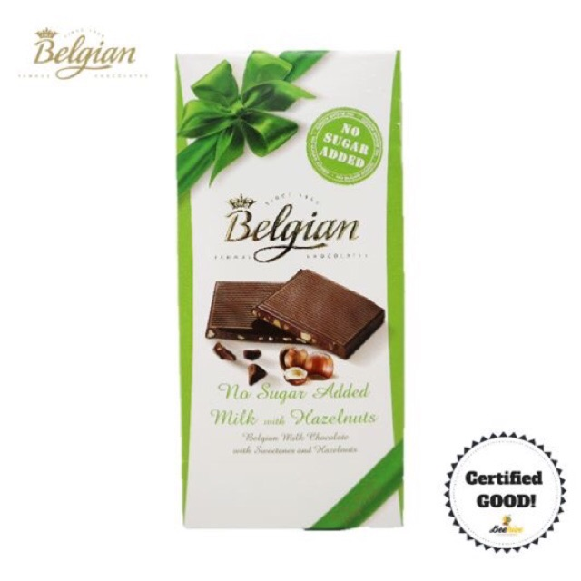 BELGIAN Chocolates 100g