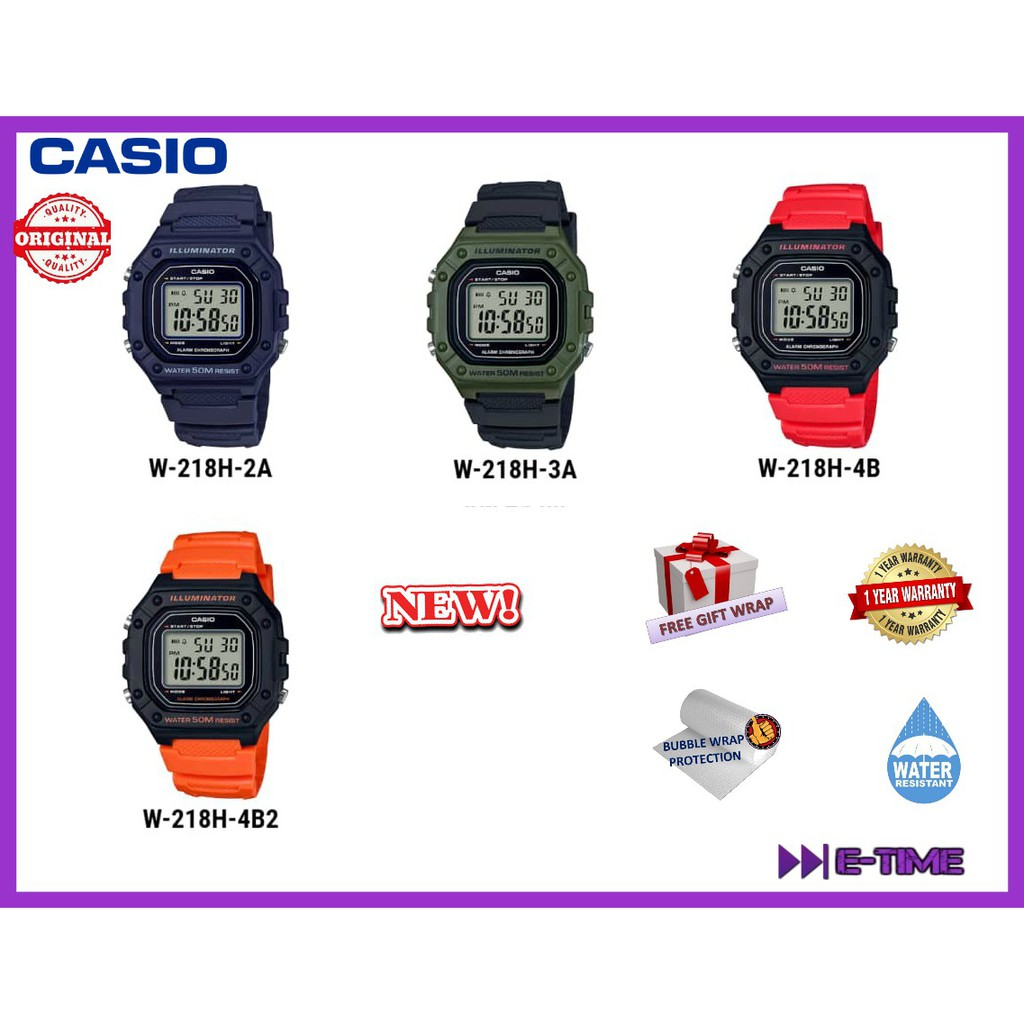 Casio Original Baby G Bgd 501 Series Ladies Digital Watch Shopee Jam Tangan Wanita 4 Malaysia