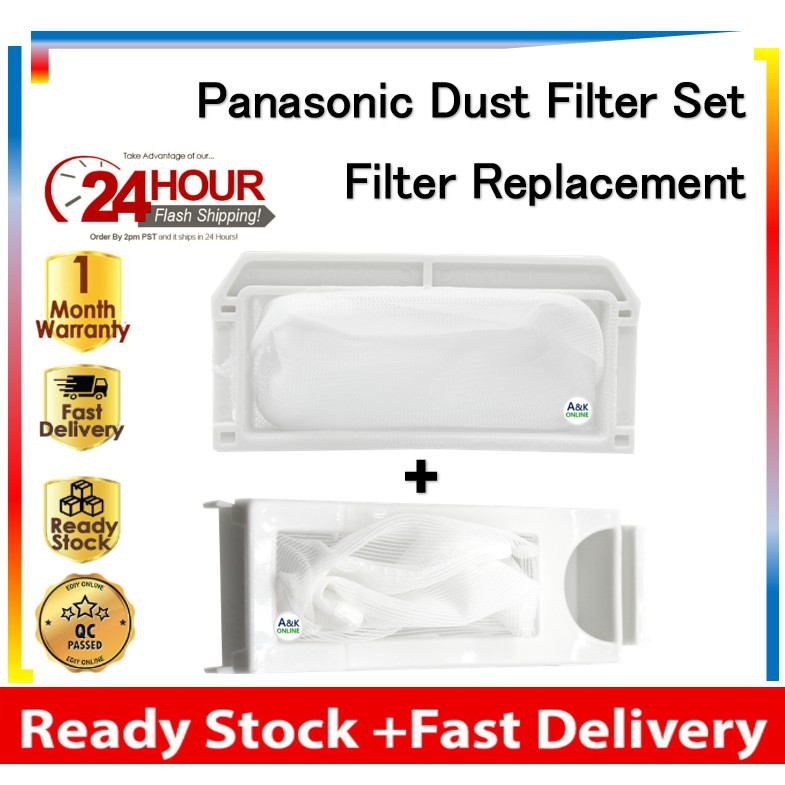 PANASONIC Washing Machine Dust Filter SET