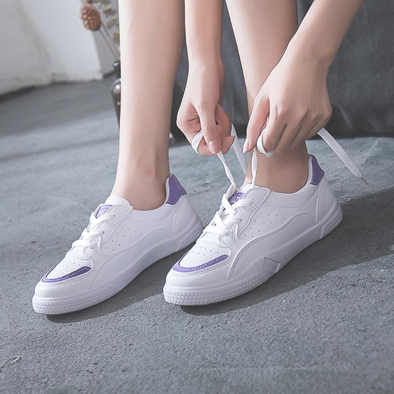 8565d9d8d Autumn Small White Shoes Sports Casual Women's Sneakers Plimsolls | Shopee  Malaysia