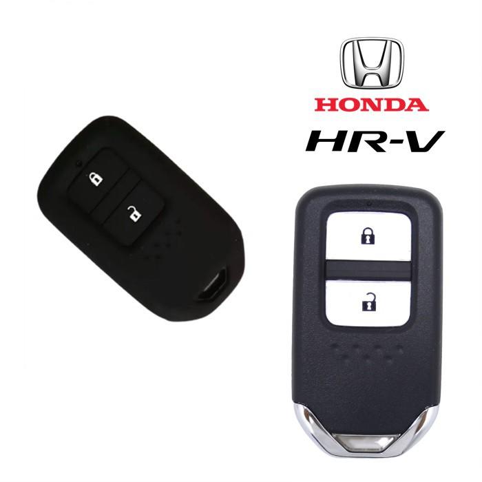 MALAYSIA: SARUNG KUNCI Honda HRV /BRV /Jazz / CRV 2014-2020 Keyless Remote Silicone Car Key FULL Protection Cover Casing