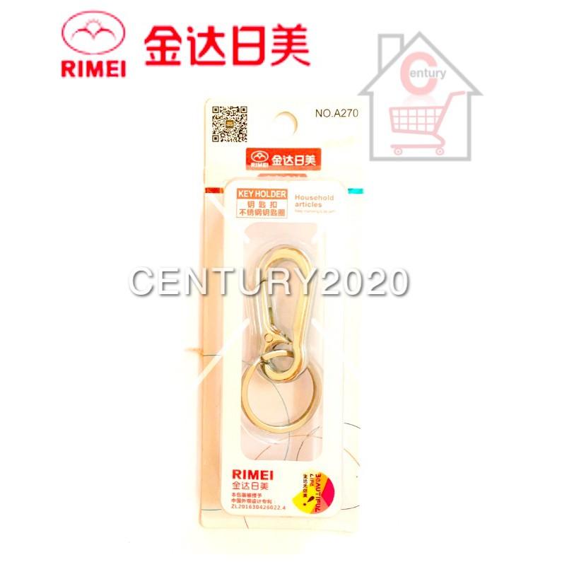 RIMEI Key Chain Key Ring Key Holder Multi-functional Keychain A270