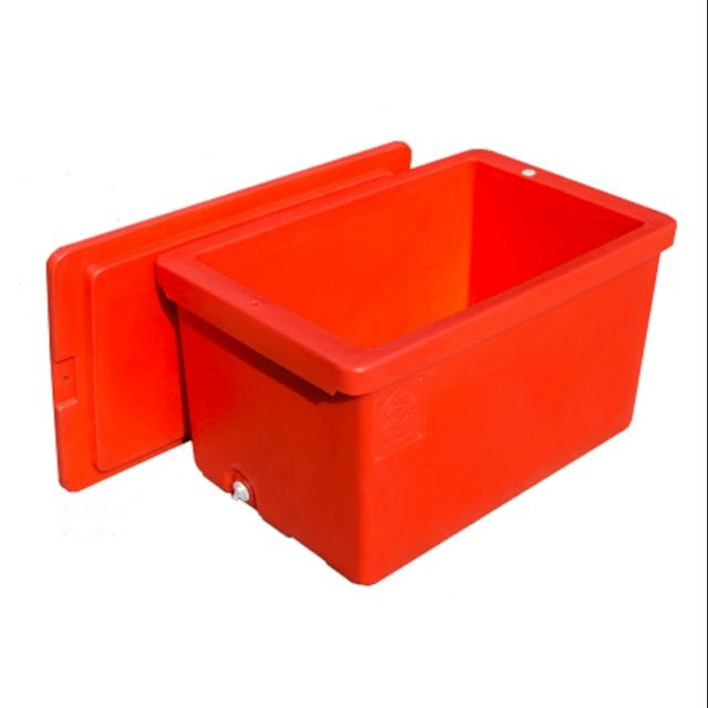 130Lit Plastic Thermal Insulated Box/Cooler/Ice Box/Container