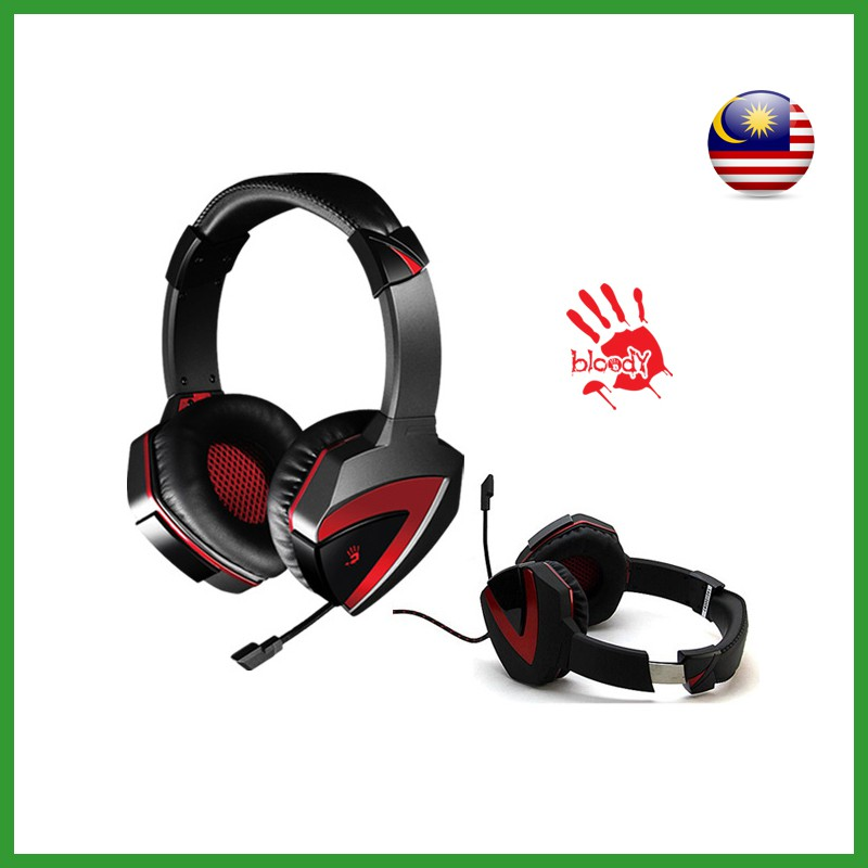 BLOODY Tone Control Surround 7.1 Gaming Headset G501