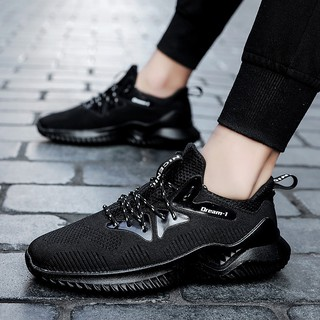 fc6e84f9928a Men'S Shoes In Summer. Breathable Tide Shoes Fly Woven Mesh Sports Shoes  Men'S W | Shopee Malaysia