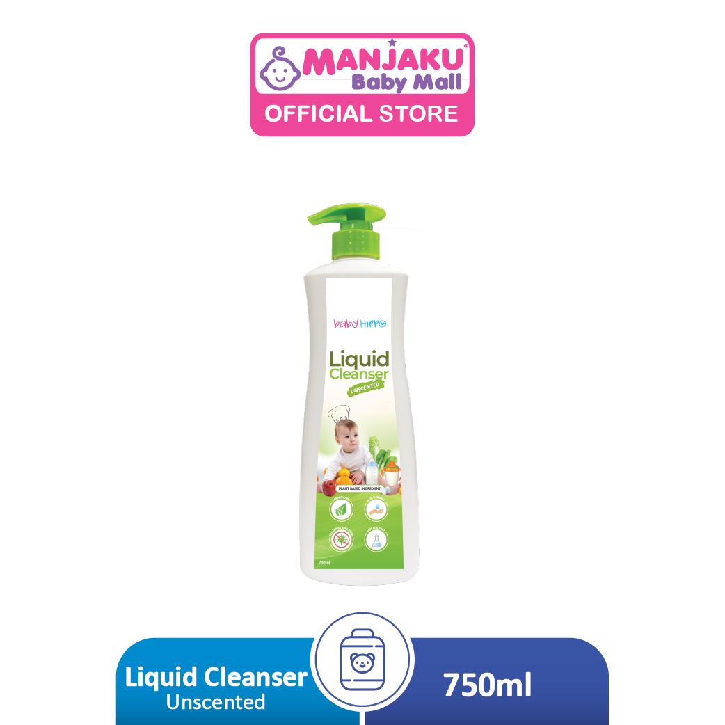 Baby Hippo Liquid Cleanser - 700ML