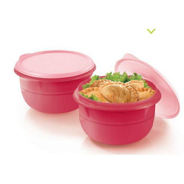 Tupperware Fix N Mix Pink (1) 1.9 lit