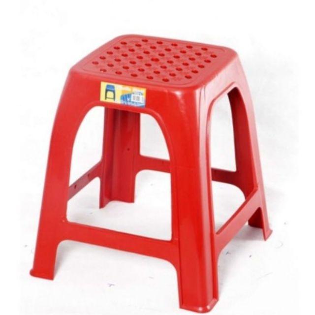 Maxonic Square Plastic Stool
