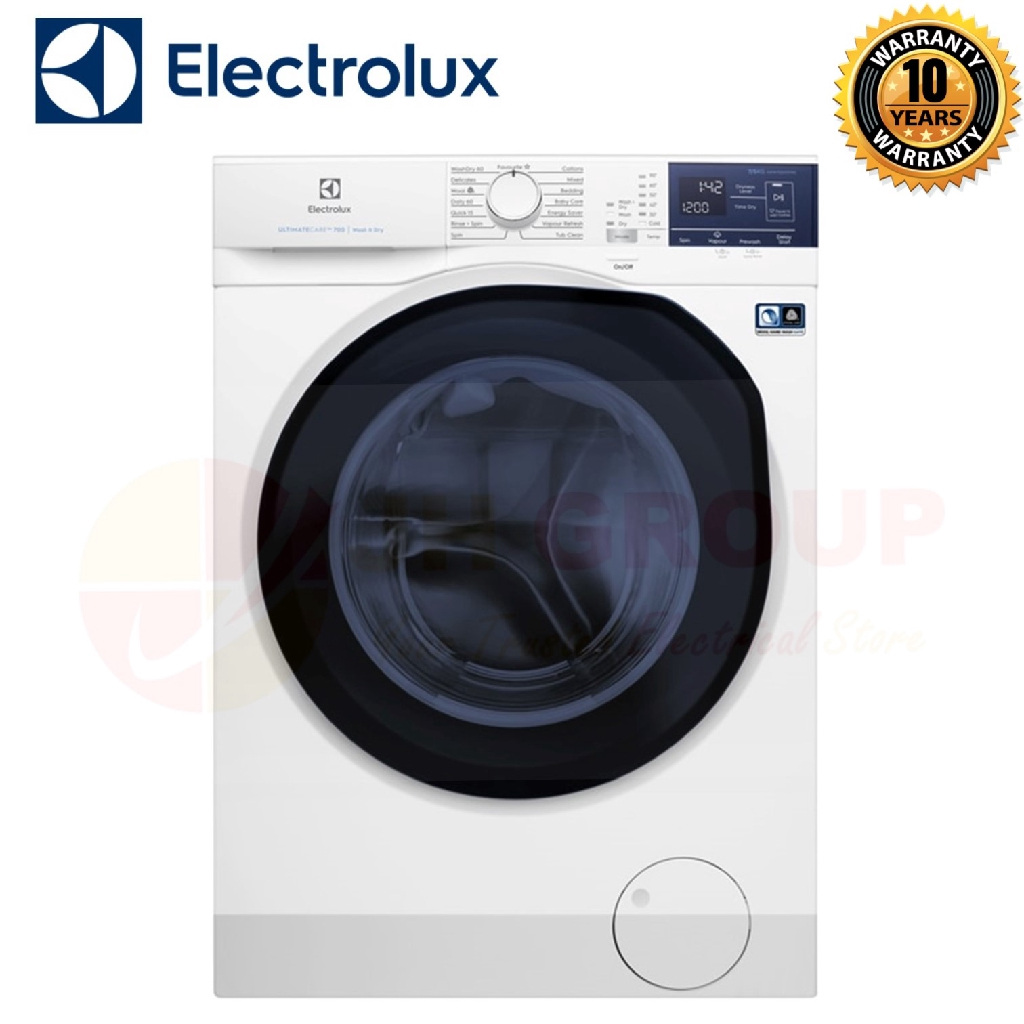 ELECTROLUX EWW7024FDWA 7KG/5KG ULTIMATE CARE FRONT LOAD WASHER DRYER