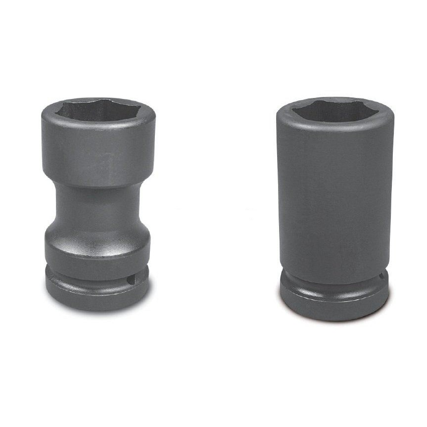 ACTION 41X21 / 38X19 / 38X20 / 35x17 Combination Budd Wheel Sockets For Lorry Tyres (Dr. 1'' & 3/4'')
