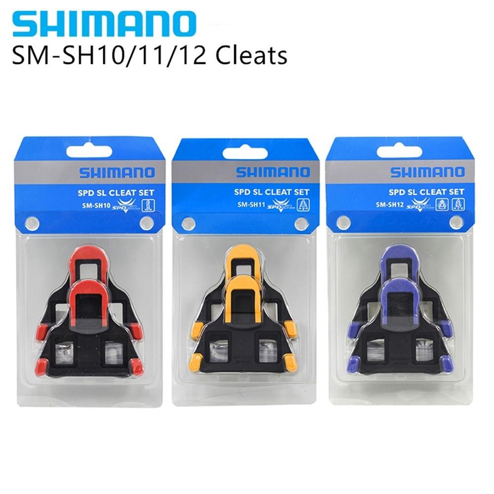 7ea6ebe214a SHIMANO PEDAL SPD SL CLEAT SET SM-SH10 11 12