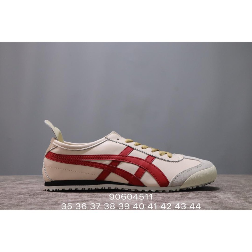 pretty cool 100% high quality good out x Original Asics Onitsuka tiger shoes sneakers men women running kasut sepatu  Flat