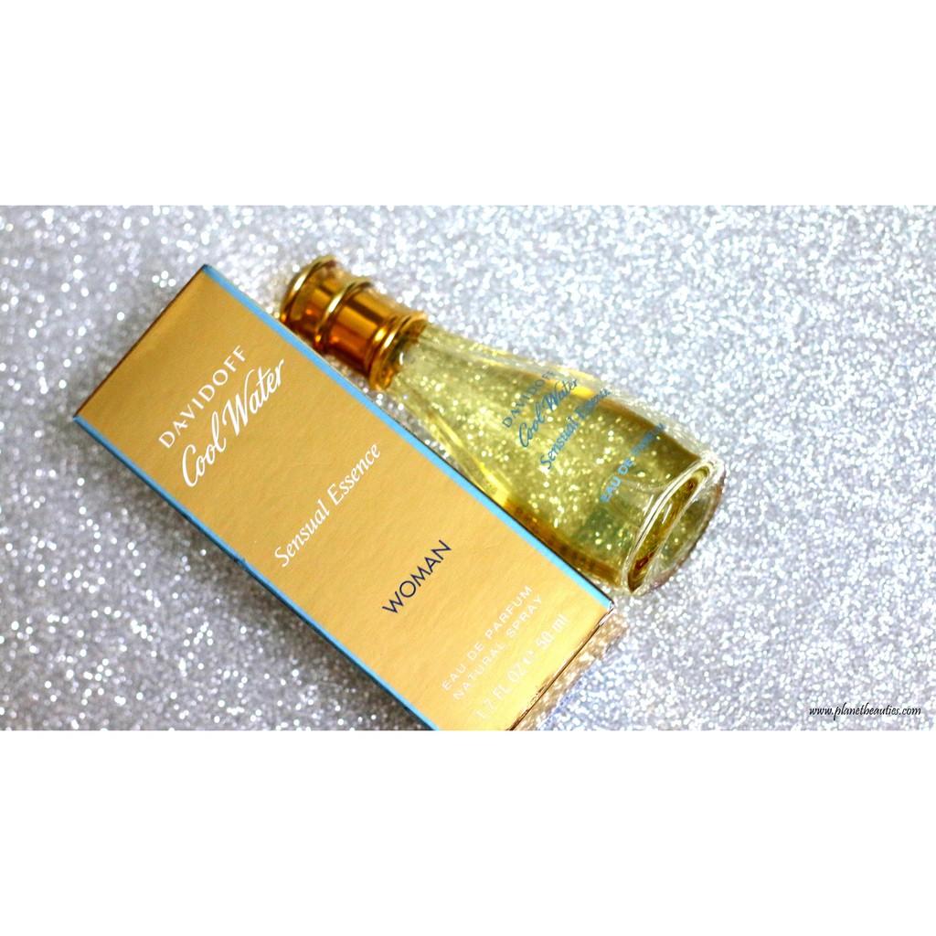 Davidoff Cool Water Sensual Essence For Women Eau De Parfum 100ml