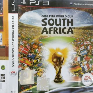 PS3 Original Game @ 2010 FIFA WORLD CUP : SOUTH AFRICA