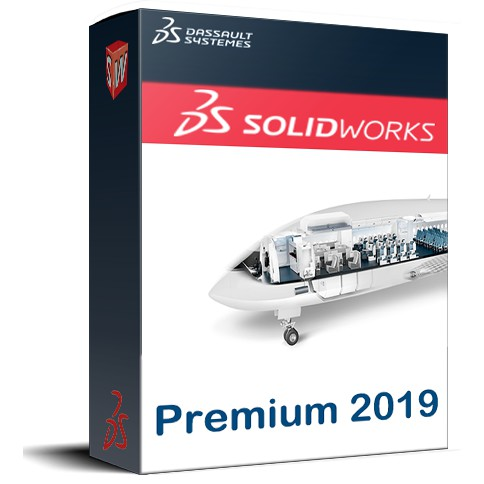SolidWorks Premium 2019 (x64) | Software