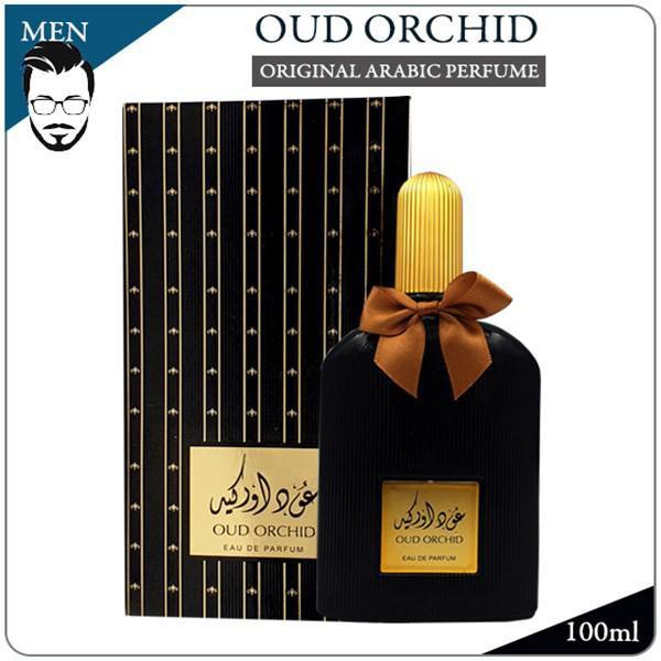 OUD ORCHID - ORIGINAL ARABIC PERFUME EDP BY SUROORI DUBAI FOR MEN ORIENTAL FRAGRANCE (READY STOCK)