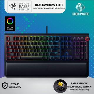 Razer Orbweaver Chroma Mechanical Gaming Keypad   Shopee