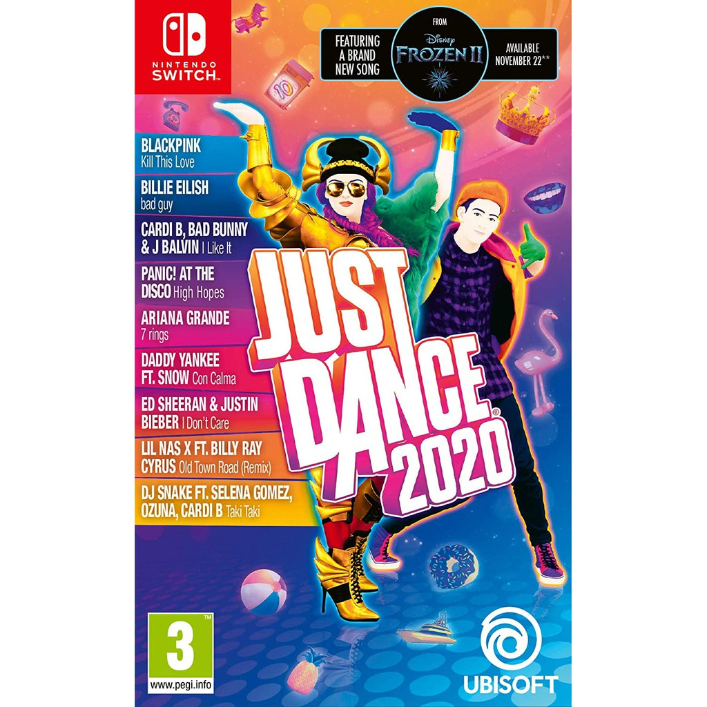 Just Dance 2020 (Nintendo Switch) (US/ENG)