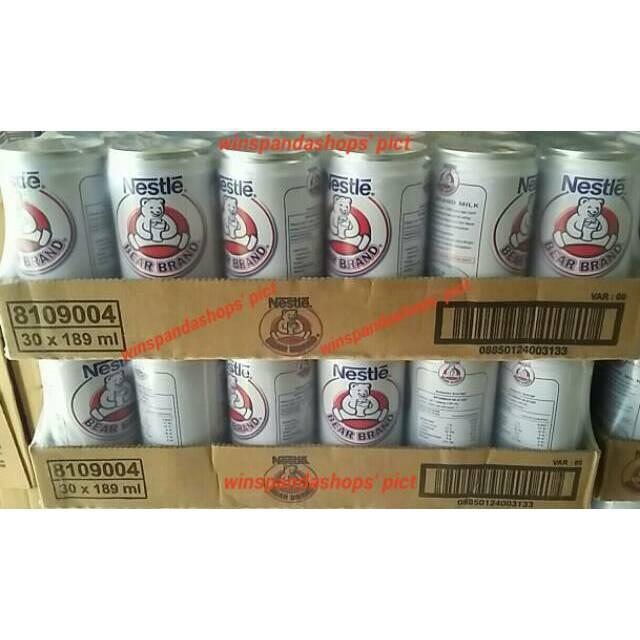 Susu Beruang Original 1 Caten isi 30 Botol