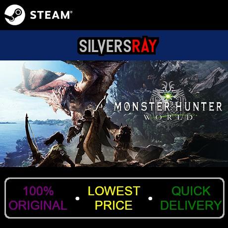 MONSTER HUNTER: WORLD (PC-Steam)
