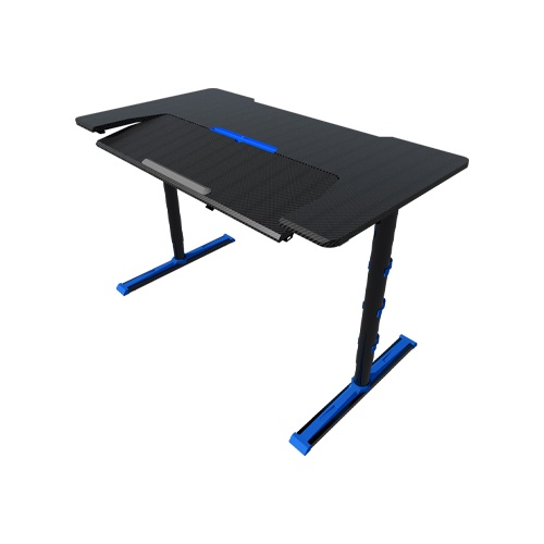 {SD-ALPHA-BLUE/SD-ALPHA-PINK} Sades Alpha E-Spot Gaming Table (Blue/Pink)