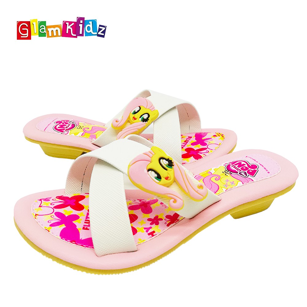 fa974edc425 My Little Pony Girls Slippers   Sandals (Pink)  2537