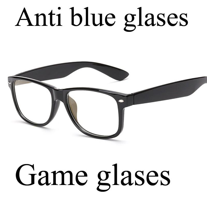 b437294684 Cyxus Half-Rim Computer Gaming Glasses Anti Blue Light Radiation Spring  Hinges