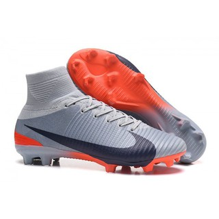 9a33d5395 Nike Mercurial Superfly V FG Firm Ground Mens Soccer Cleats - Black ...