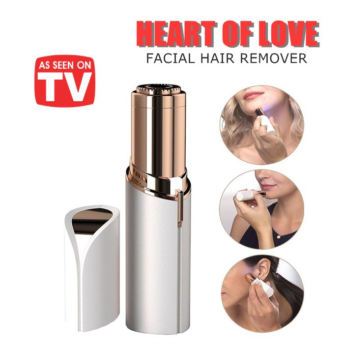 Face Tool Care Mini Beauty Facial Hair Remover Shave Women Instant Painless