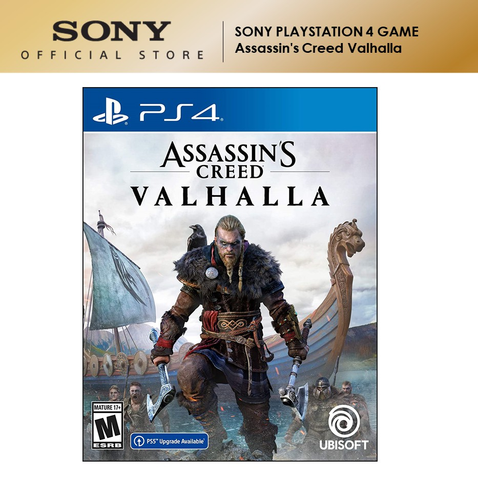 Sony PS4 Game Assassin's Creed Valhalla