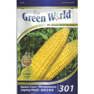 GW F1 Sweet Corn - Honeymoon | Shopee Malaysia