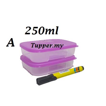 Tupperware FreezerMate Small I 250ml -2pcs