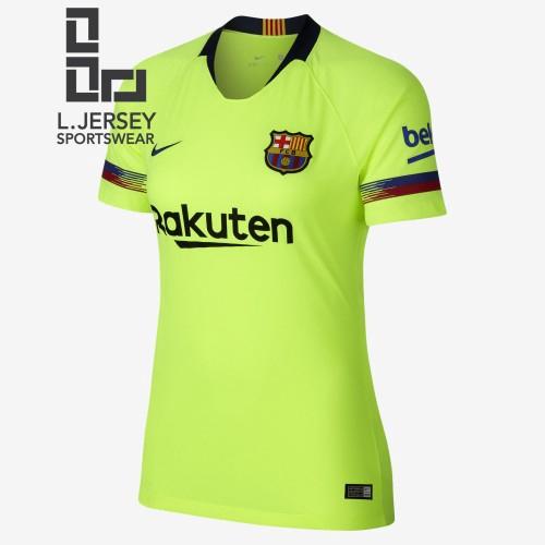 Barcelona Women Away Season 18/19 Stadium Fans Jersey