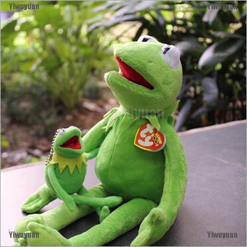 Sesame Street 18 inch Eden Body Kermit the Frog Memes Plush Henson US Stock 2019