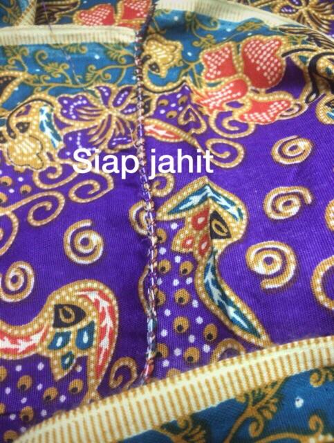 Part 5 Kain Batik cap Tiga Setangkai Malaysia