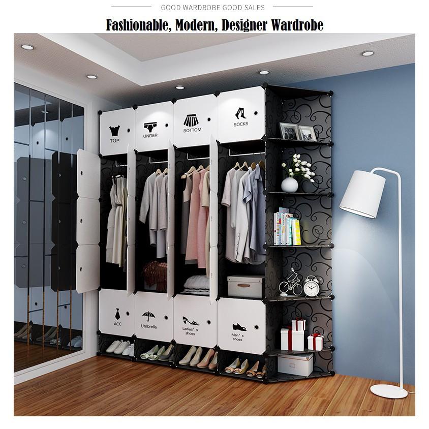 Kitchen Cabinet Tv Cabinet Wordrobe Malaysia: Simple & Modern Wardrobe / Cabinet