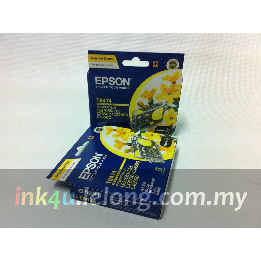 Explore Epson Ink Product Offers And Prices Shopee Malaysia Original Tinta Botol Set T6641 T6644