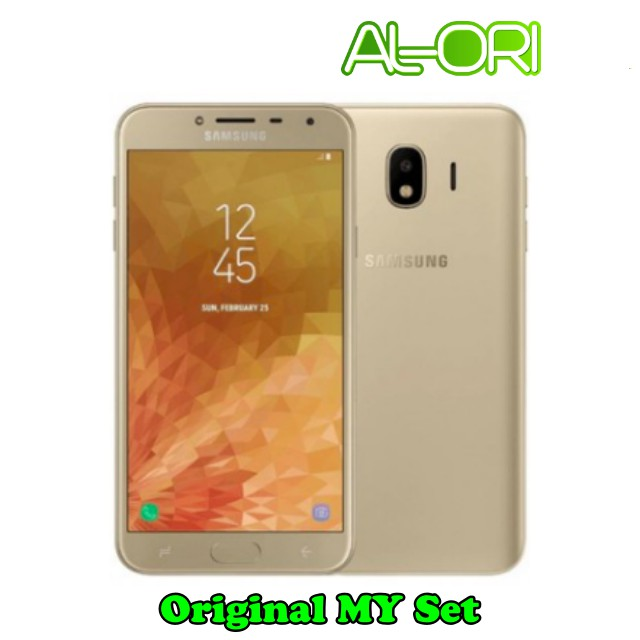 Samsung Galaxy J4 Pro 2018 Original Malaysia Set Sm J400 Shopee