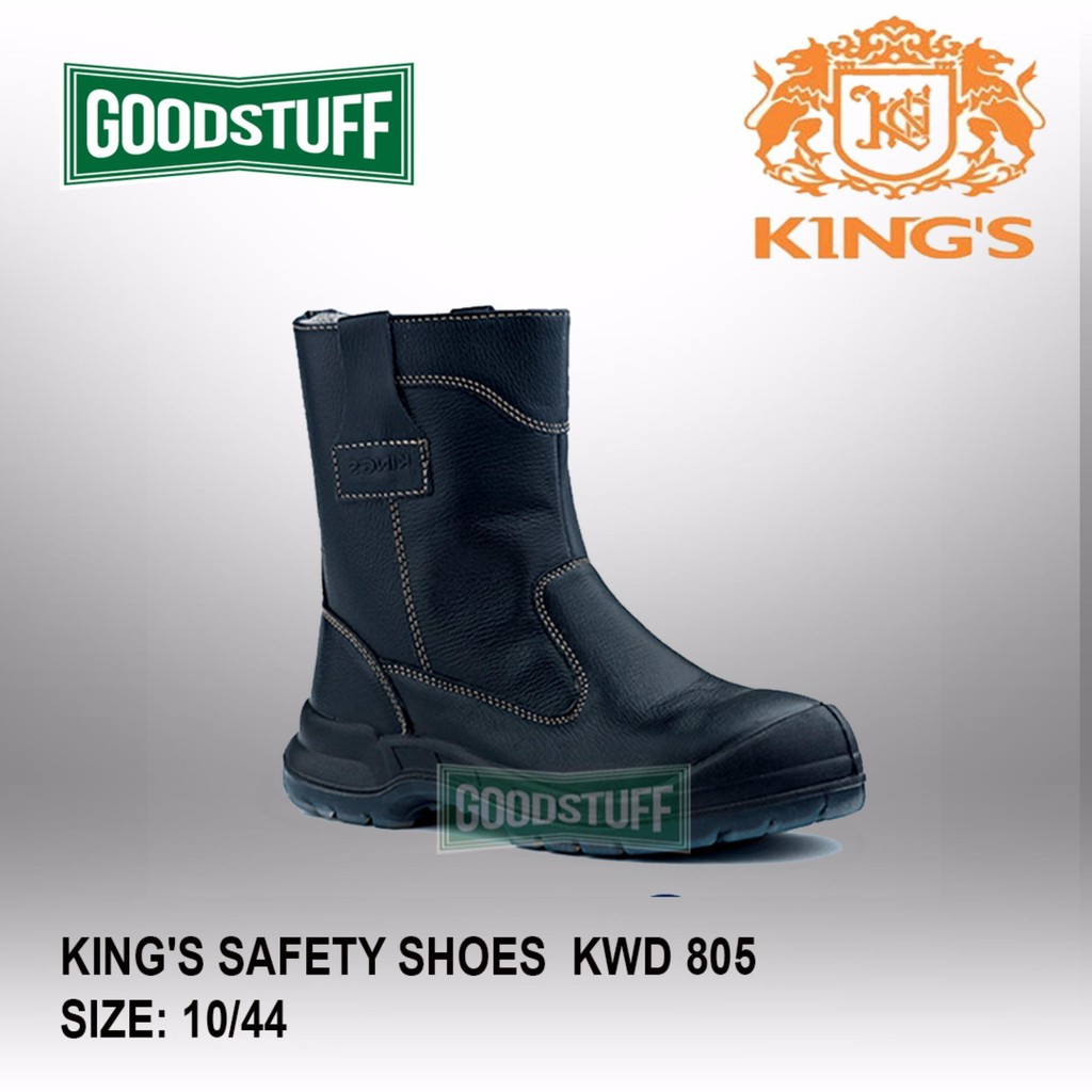 KING S SAFETY SHOES KWD 805 SIZE 9 43  1fa57e60aa