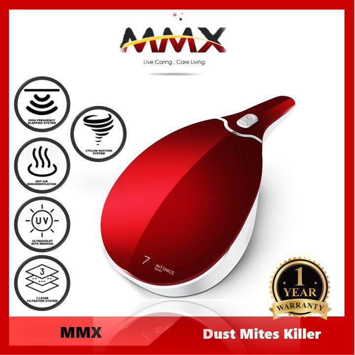 MMX Outlines UV Vacuum Cleaner Dust Mite Killer (Red)